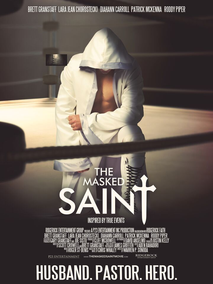 The Masked Saint – Christian Movie/Film, Chris Samuels – CFDb
