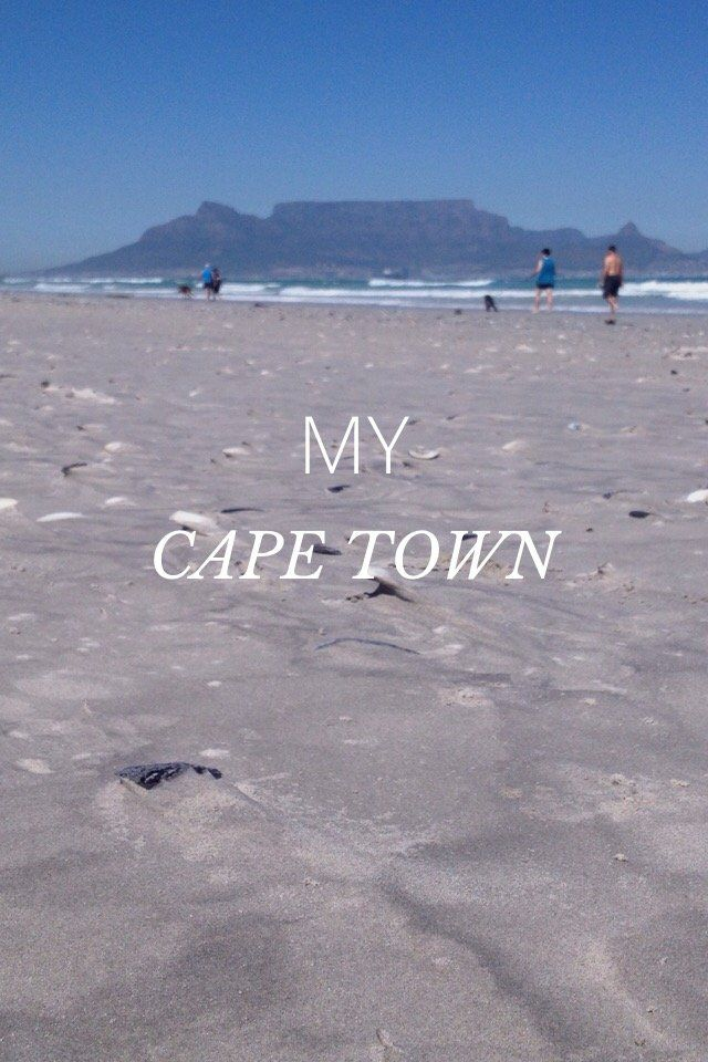 My Steller story about Cape Town.