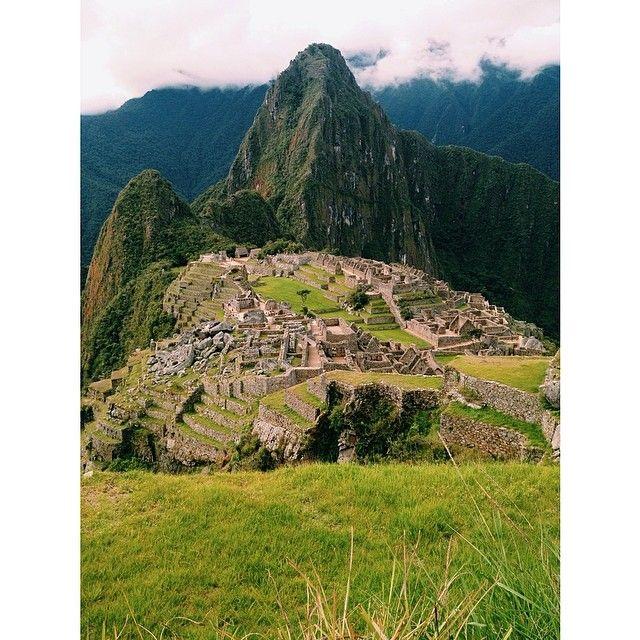 Machu Picchu ve městě Cusco