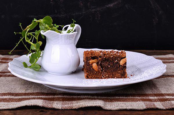 Csokis, citromos, mogyorós süti – lépésekben