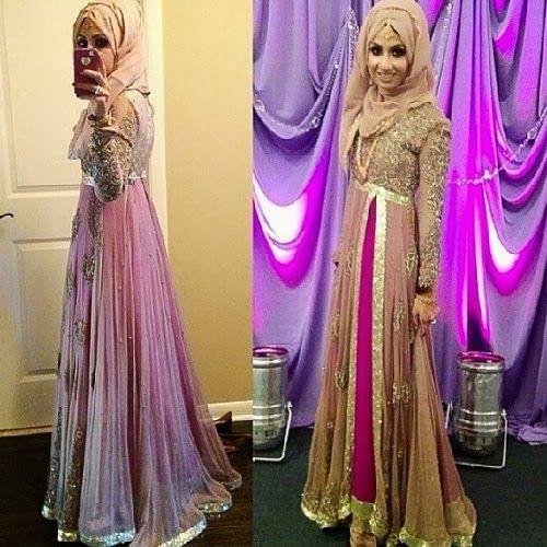 Engagement Hijab Styles And Dresses 2014 Pakistani Wedding Attire Pinterest Hijab Styles