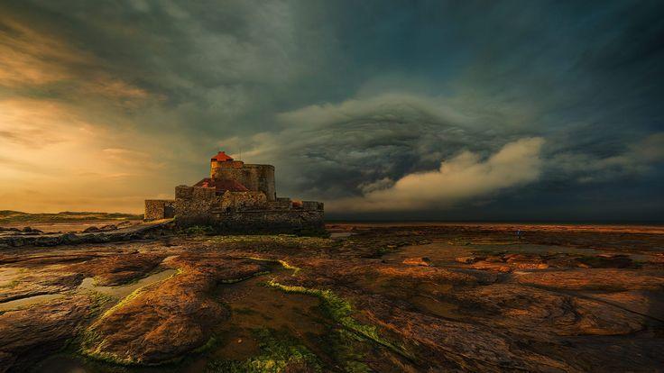 Fort d'Ambleteuse... by Pawel Kucharski on 500px