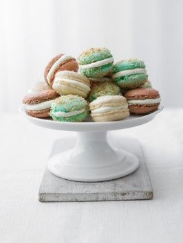 Macarons : Recipes : Cooking Channel