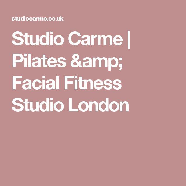 Studio Carme   Pilates & Facial Fitness Studio London