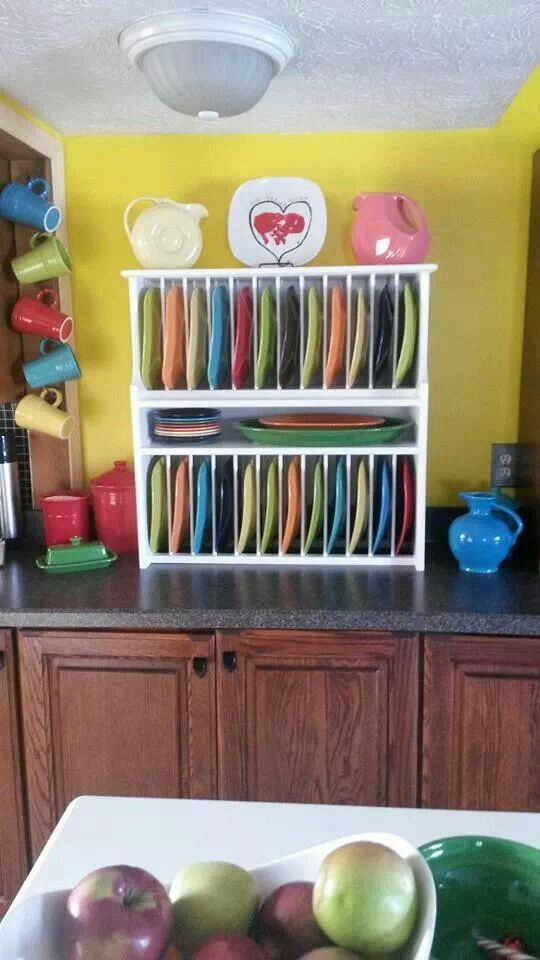 17 Best Images About Fiestaware Display Ideas On: 144 Best Fiestaware Kitchen Ideas Images On Pinterest