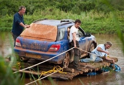 Top Gear takes Africa.