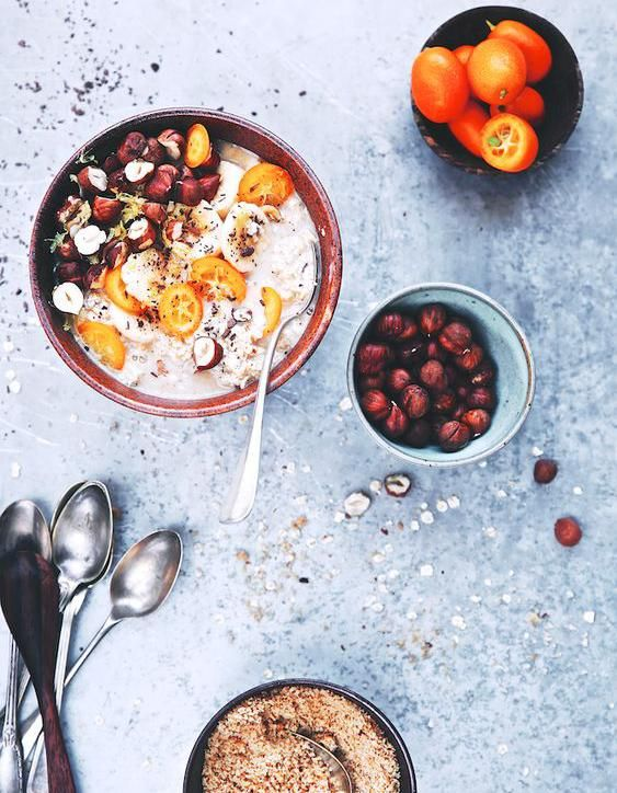 Porridge : comment faire du porridge ? - Elle à Table