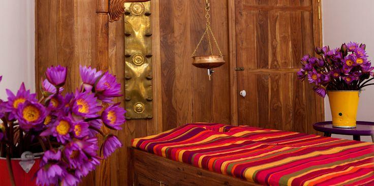 Ayurveda Spa at UTMT Hotel Sri Lanka