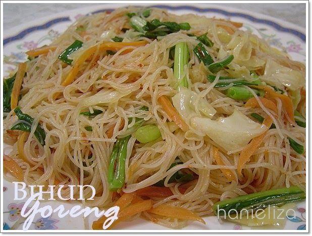 Resep Cara Membuat Bihun Goreng Sederhana Resep4blogspotcom Enak Spesial Pake Seafood Yuk Lihat Bikin Makanan Si Resep Masakan Resep Makanan Cina Masakan