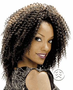 Crochet Braids Corkscrew : 1000+ images about Freetress Synthetic Weaving Hair on Pinterest ...