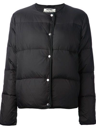 ACNE - Sophia padded jacket 6