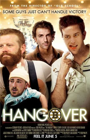 The Hangover 3: Starring The Boston Bruins