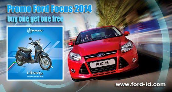 Promo Ford Focus 2014
