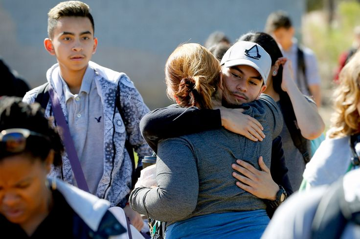 2 Female Students Killed in Shooting at Independence High School in Arizona