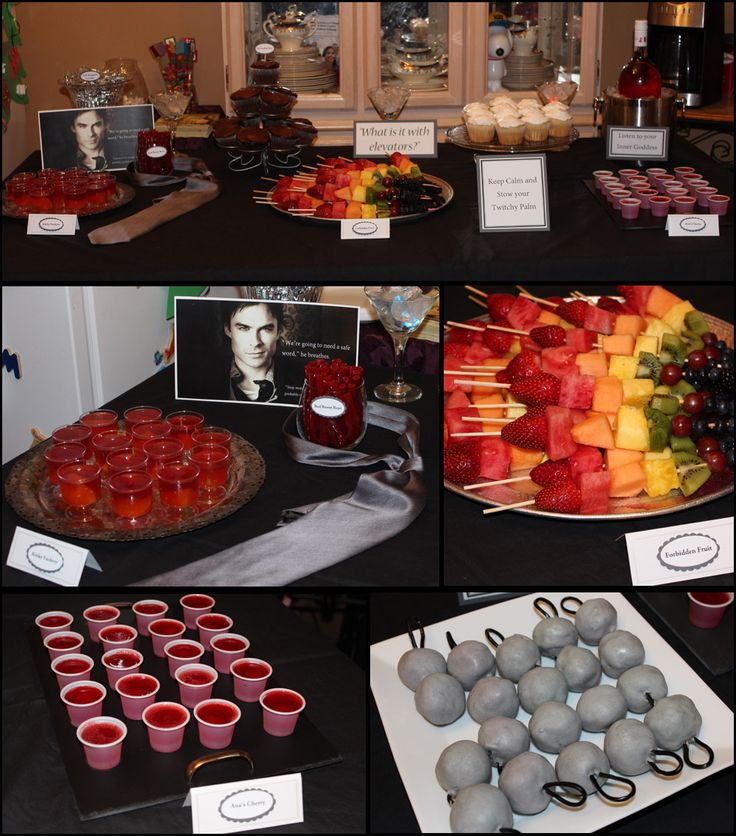 50 Shades of Grey Passion Party #DIY #party #planning