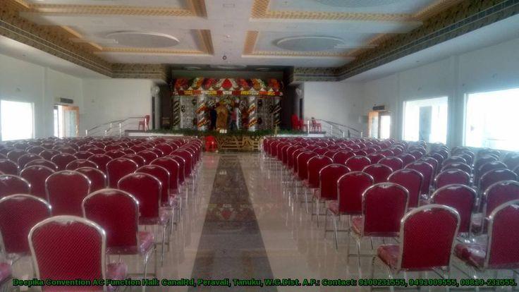 Deepika Convention AC Function Hall CanalRd Peravali Tanuku