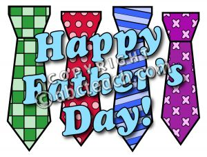 happy fathers day clip art images