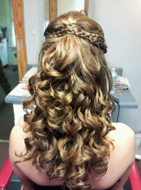 Wondrous 17 Best Images About Ring Dance Hair On Pinterest Curls My Hair Short Hairstyles For Black Women Fulllsitofus
