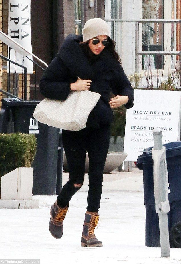 Grab a signature tote from Goyard like Meghan #DailyMail Click 'Visit' to buy now