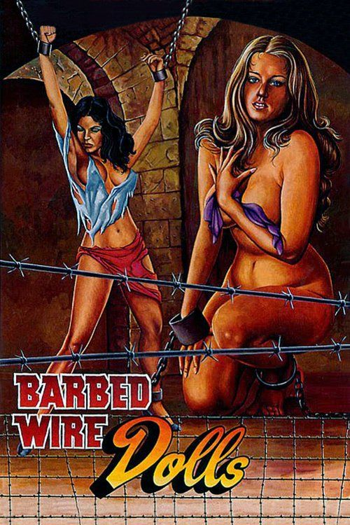 Watch->> Barbed Wire Dolls 1976 Full - Movie Online