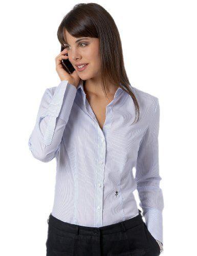 Seidensticker Damen Bluse Slim Fit