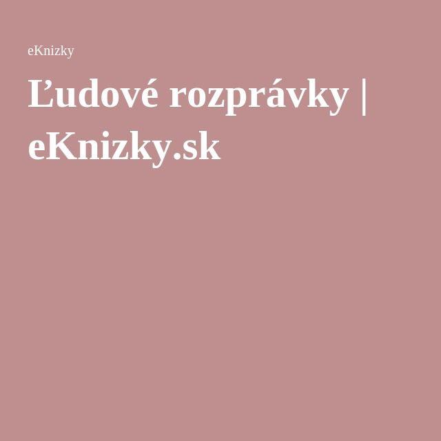 Ľudové rozprávky | eKnizky.sk
