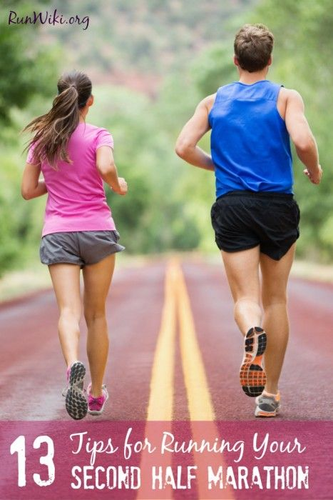 13 Tips for Running your second Half Marathon. So many great training tips for beginners. Number 13 is very true and helped me get through my 12 week plan. This is a follow up post from one of the most popular posts about running on this site.  Running motivation