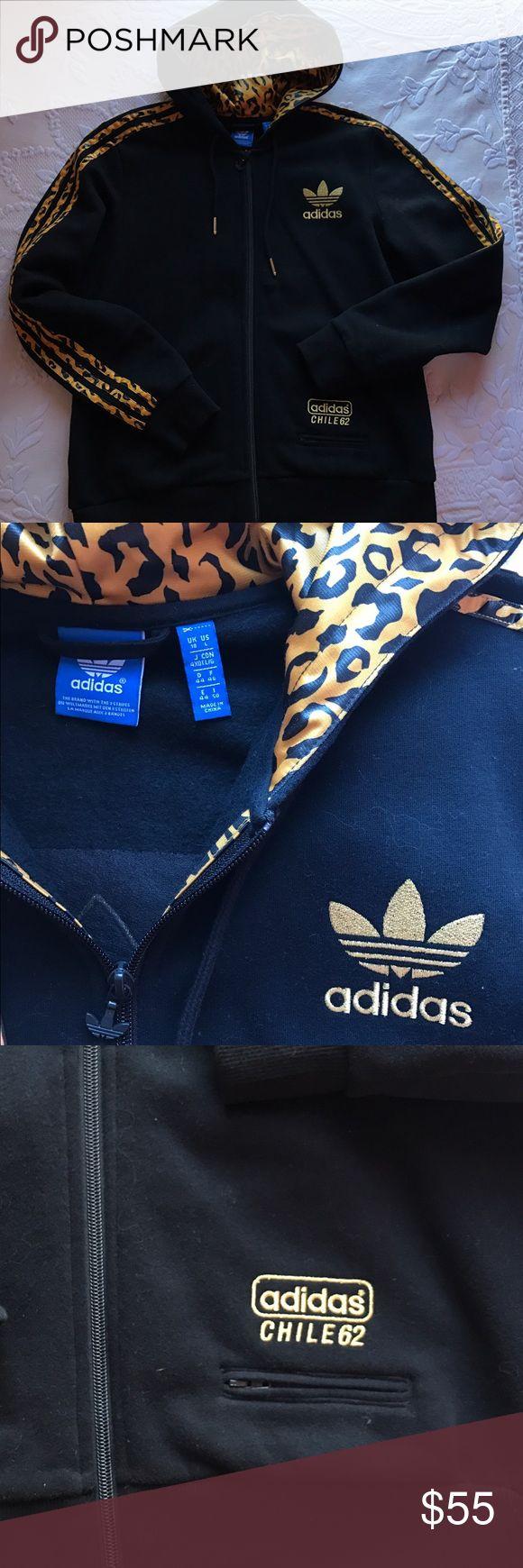Chile Adidas Veste 62 En achat Ligne Leopard HwHxnr