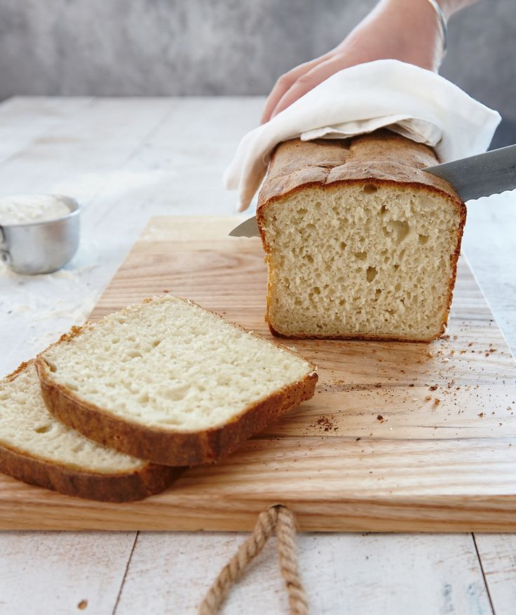 Lazy breakfast loaf from Everyday thermo cooking