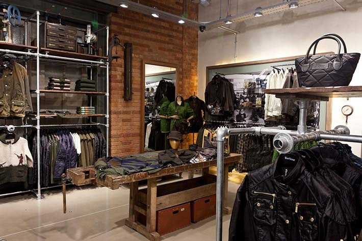 Barbour Stores