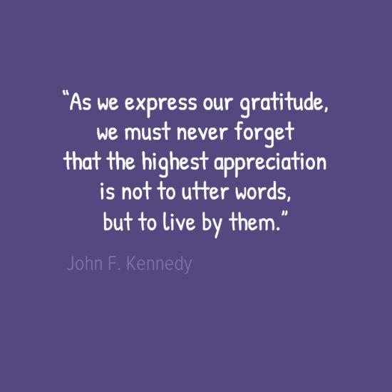 John F Kennedy Gratitude Quote: 144 Best Thanksgiving Images On Pinterest