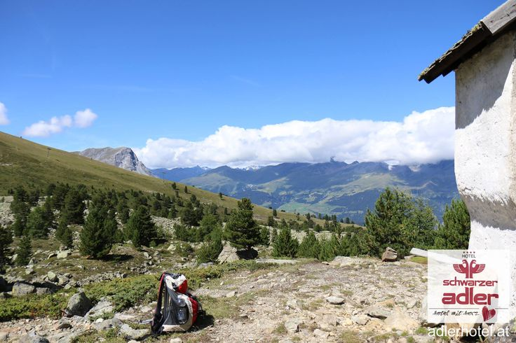 Wanderurlaub in Nauders am Reschenpass