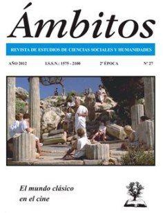ÁMBITOS : REVISTA DE ESTUDIOS DE CIENCIAS SOCIALES Y HUMANIDADES