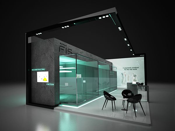Exhibition Stand Behance : Best images about stand design on pinterest