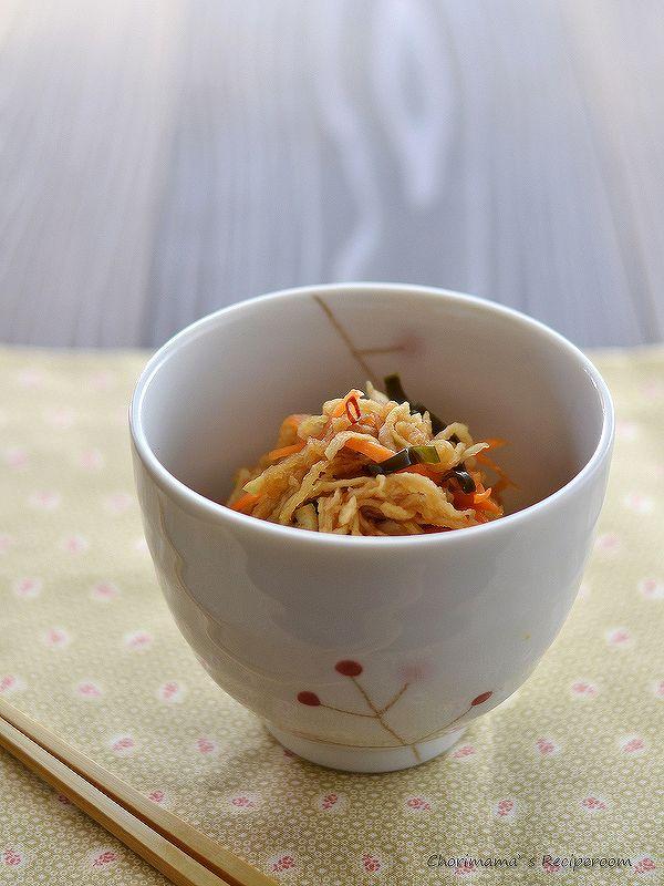 切り干し大根の松前漬け風 by 西山京子/ちょりママ | レシピサイト ...