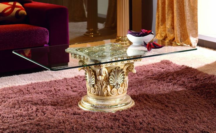 Acropolis Coffee Table