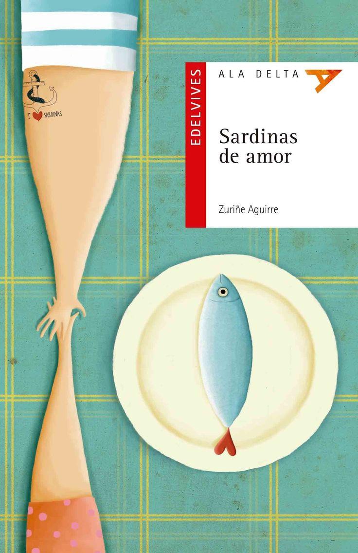 Resultado de imagen de libro sardinas de amor