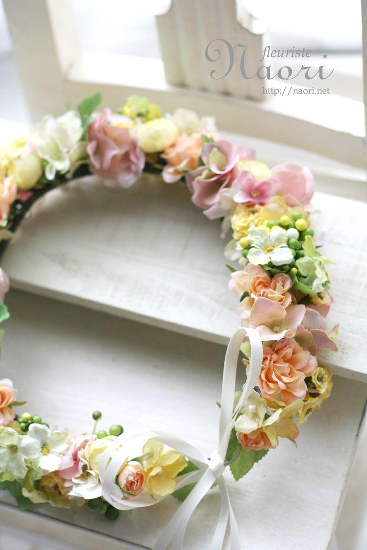 flower crown 花冠
