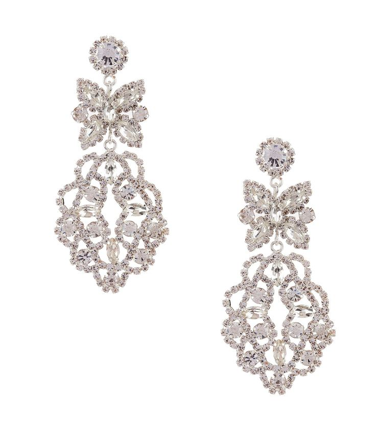 Shop for Cezanne Bow Lace Chandelier Earrings at Dillards.com. Visit Dillards.com to find clothing, accessories, shoes, cosmetics & more. The Style of Your Life.