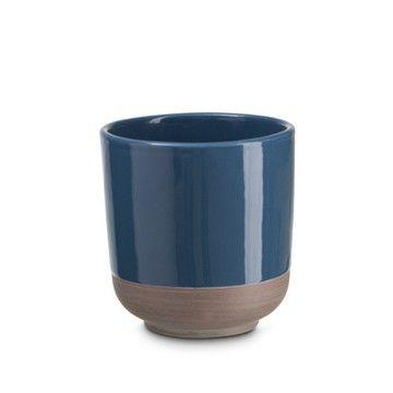 gobelet KELE, bleu foncé   - 16271000 0