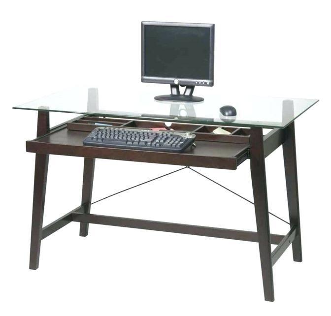 Glass Desk Office Depot Collection Computer Desks For Home Office
