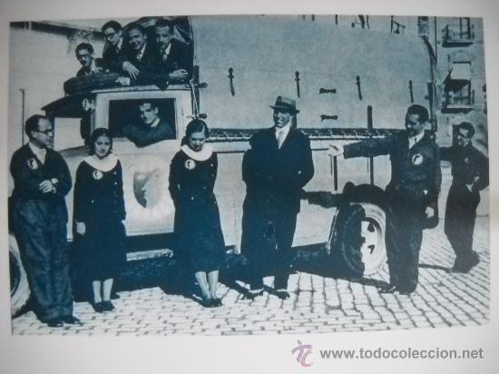 La Barraca, Teatro Universitario, Federico García-Lorca, años 30 siglo XX