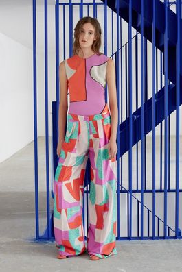 Roksanda Resort 2016 Fashion Show: Complete Collection - Style.com