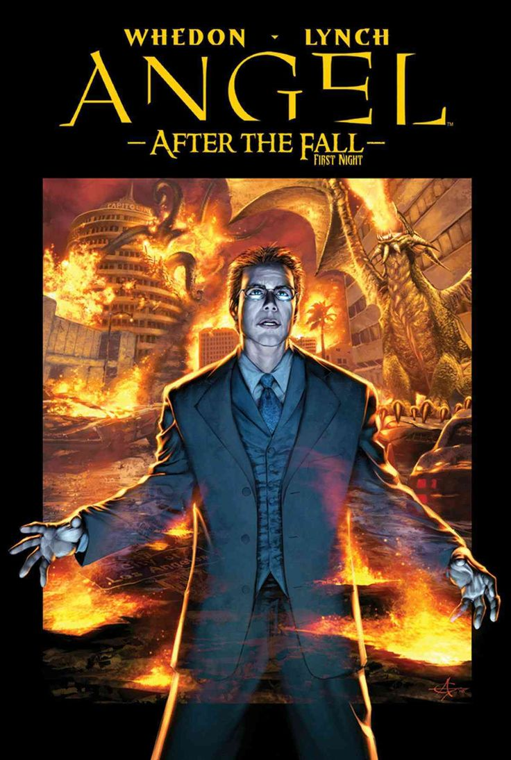 Angel: After the Fall 2: First