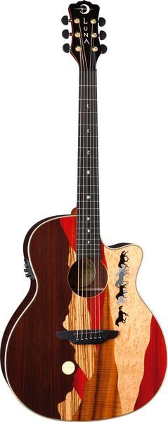 This is one of my guitars Good sounding guitar action is also good
