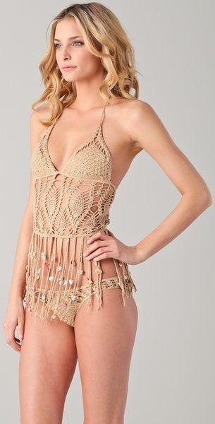 crochet bikini - Google Search