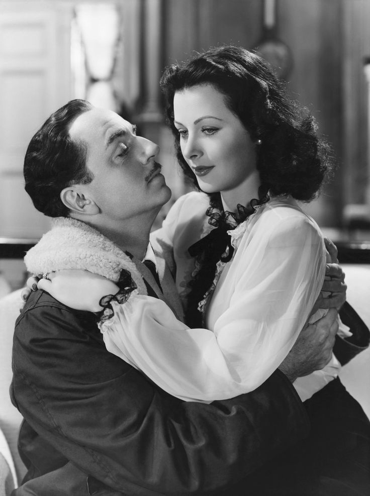 Hedy Lamarr & William Powell (The Heavenly Body 1943) Alexander Hall & Vincente Minnelli. Photo MGM.
