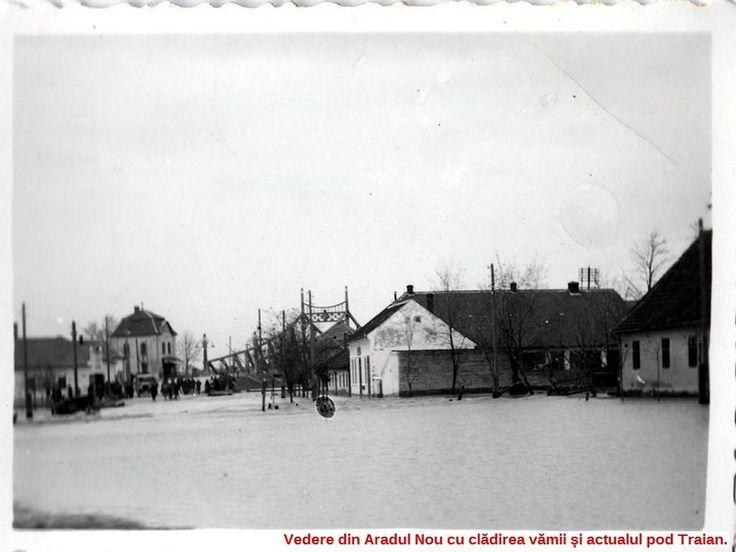 Puțini sunt arădenii care știu că pe 22 martie 1932, râul Mureș s-a revărsat în oraș provocând pagube însemnate. Pagubele au fost catalogate ca fiind cele mai mari din istoria municipiului nostru de peste 300 de ani.