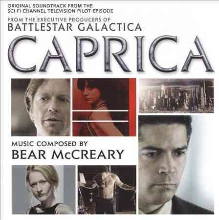 Bear McCreary - Caprica, Pink
