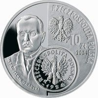 Commemorative coins of Poland 2 and 10 zloty of 2004, History of the Polish…